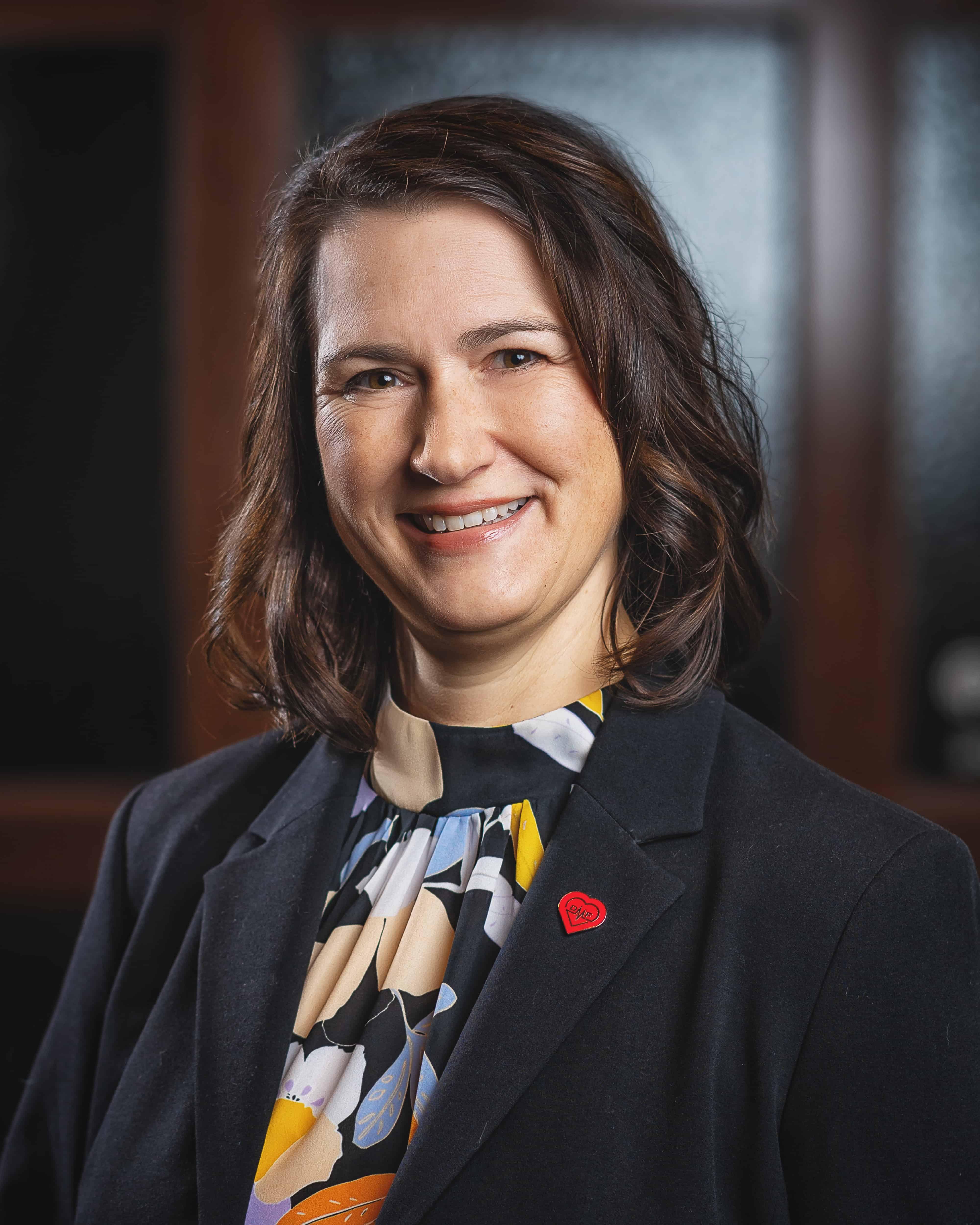 Amanda Thomas, DMF Board Member