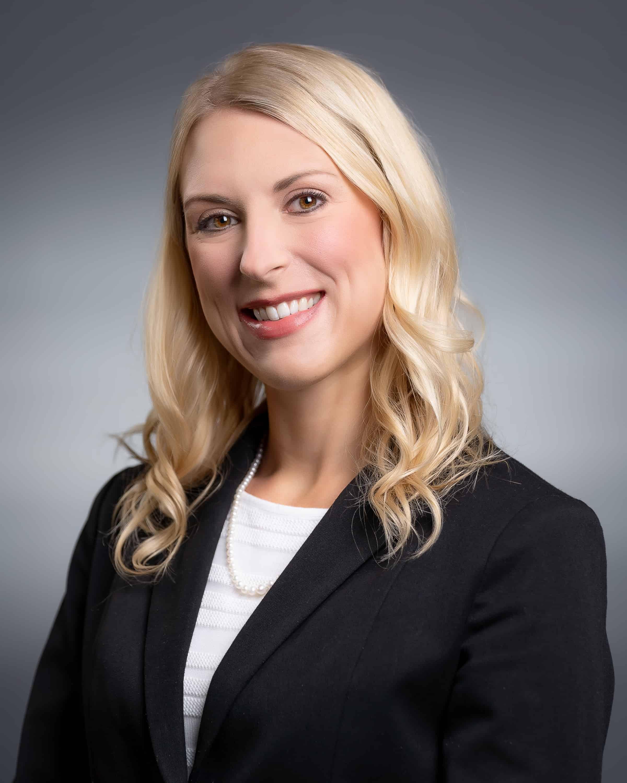 Amber DeKrey, DMF Director of Programs