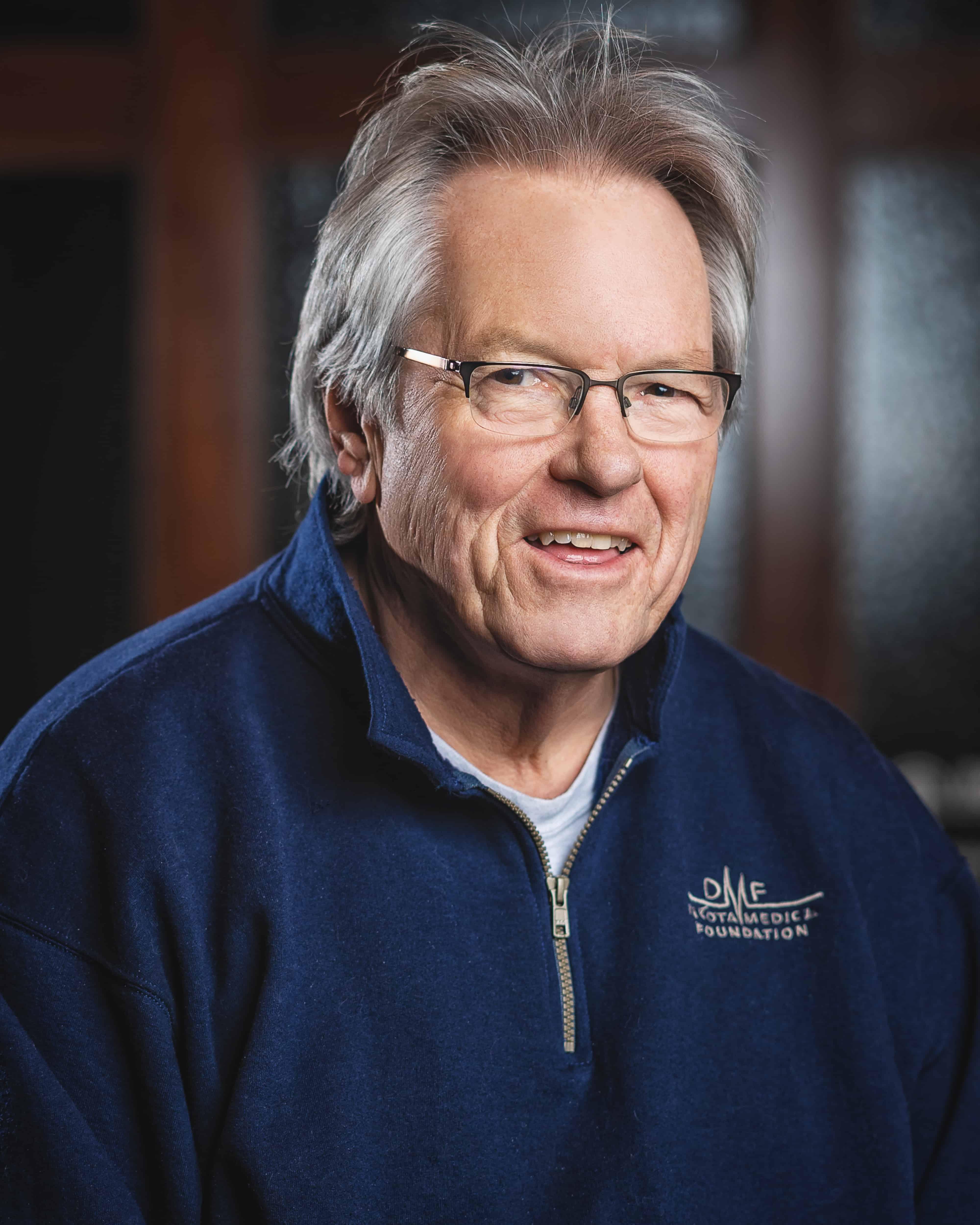 Eric Monson, DMF Board Member