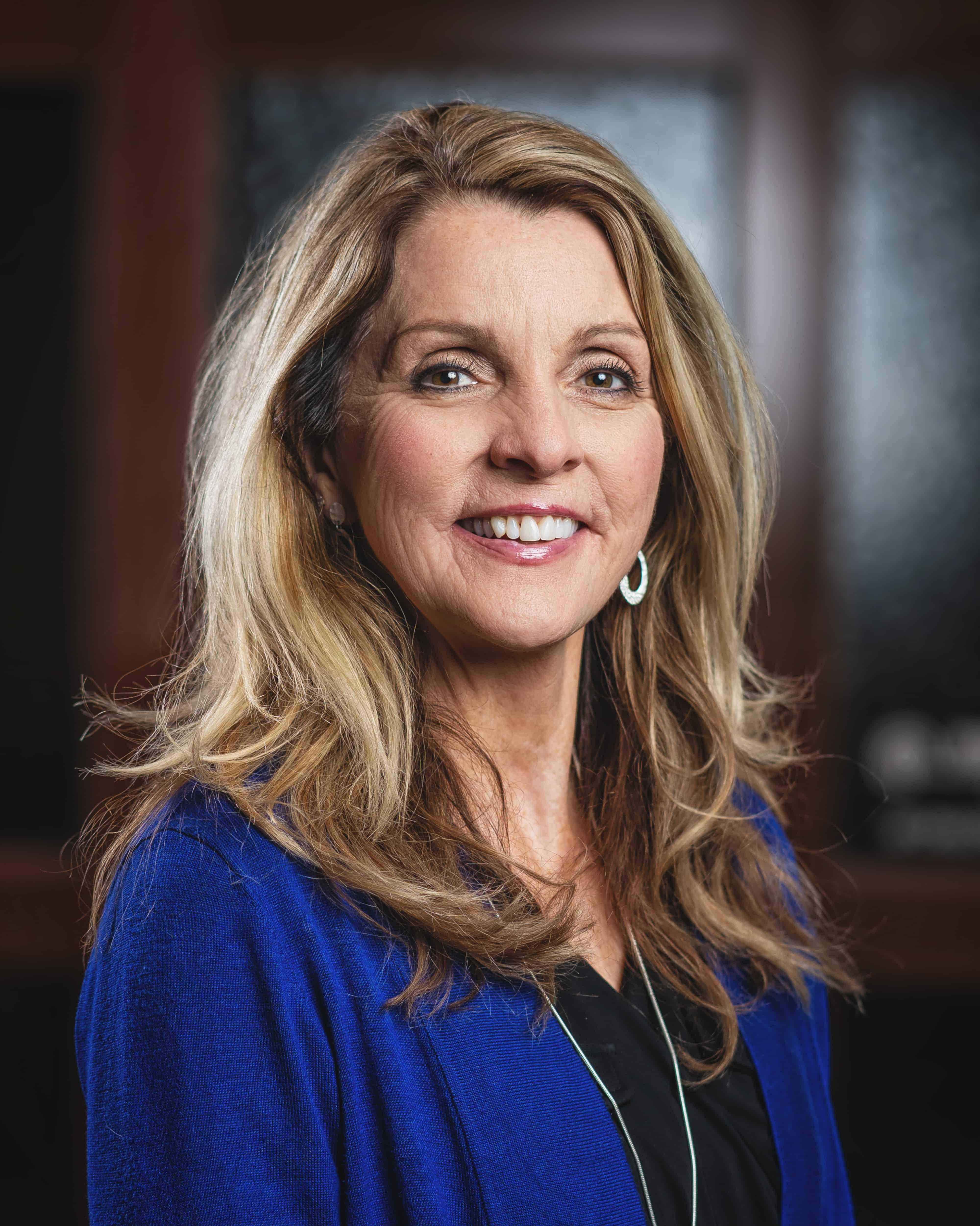 Kim Meyer, DMF Board Member