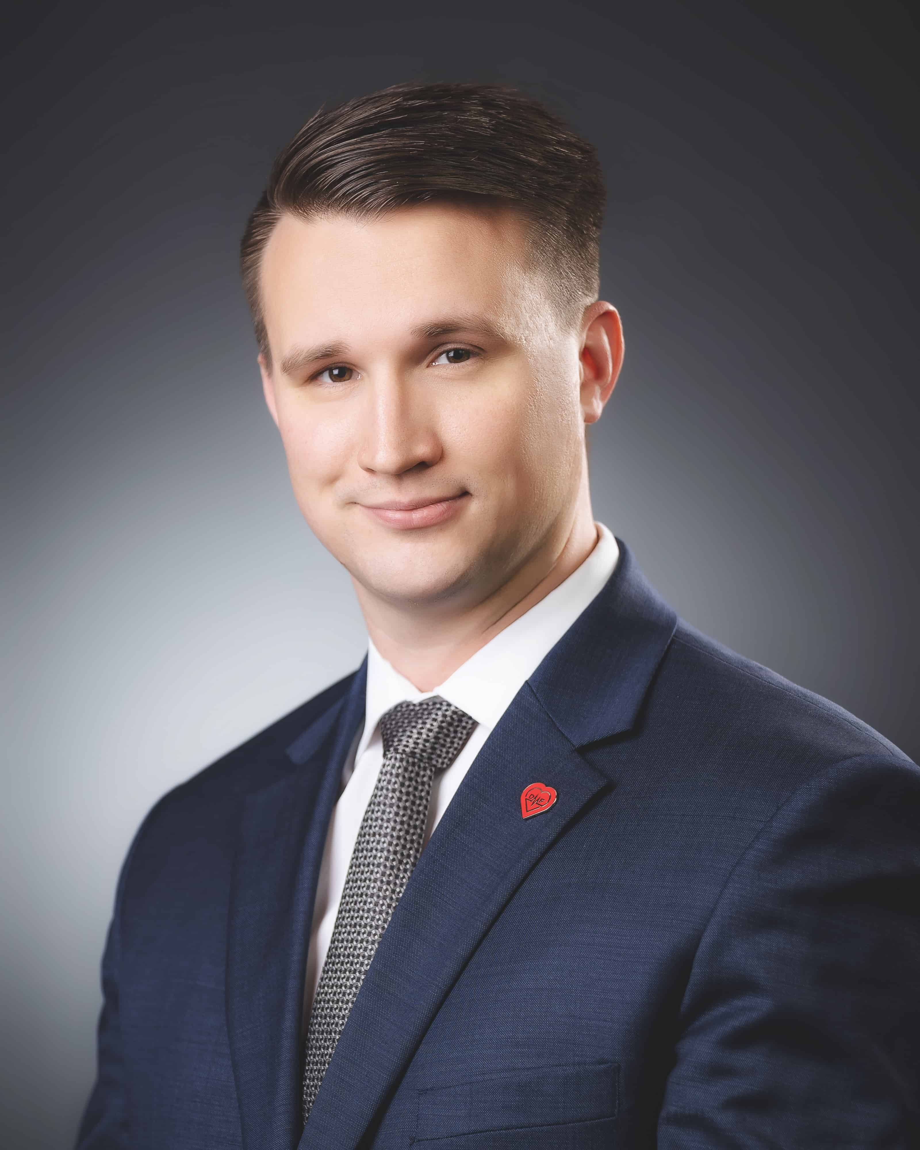 Nate Mickelberg, DMF Communications Director