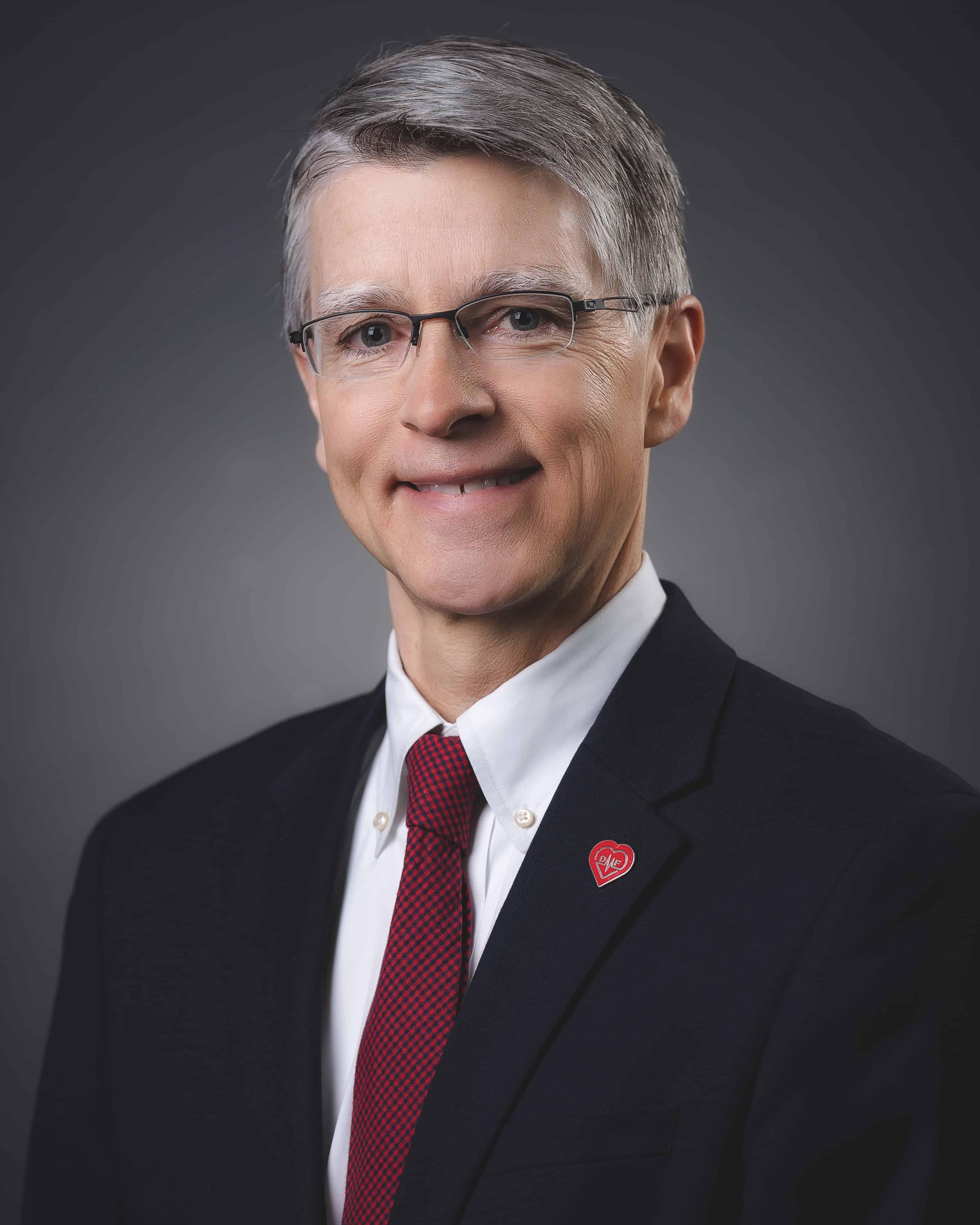 J. Patrick Traynor, DMF Executive Director