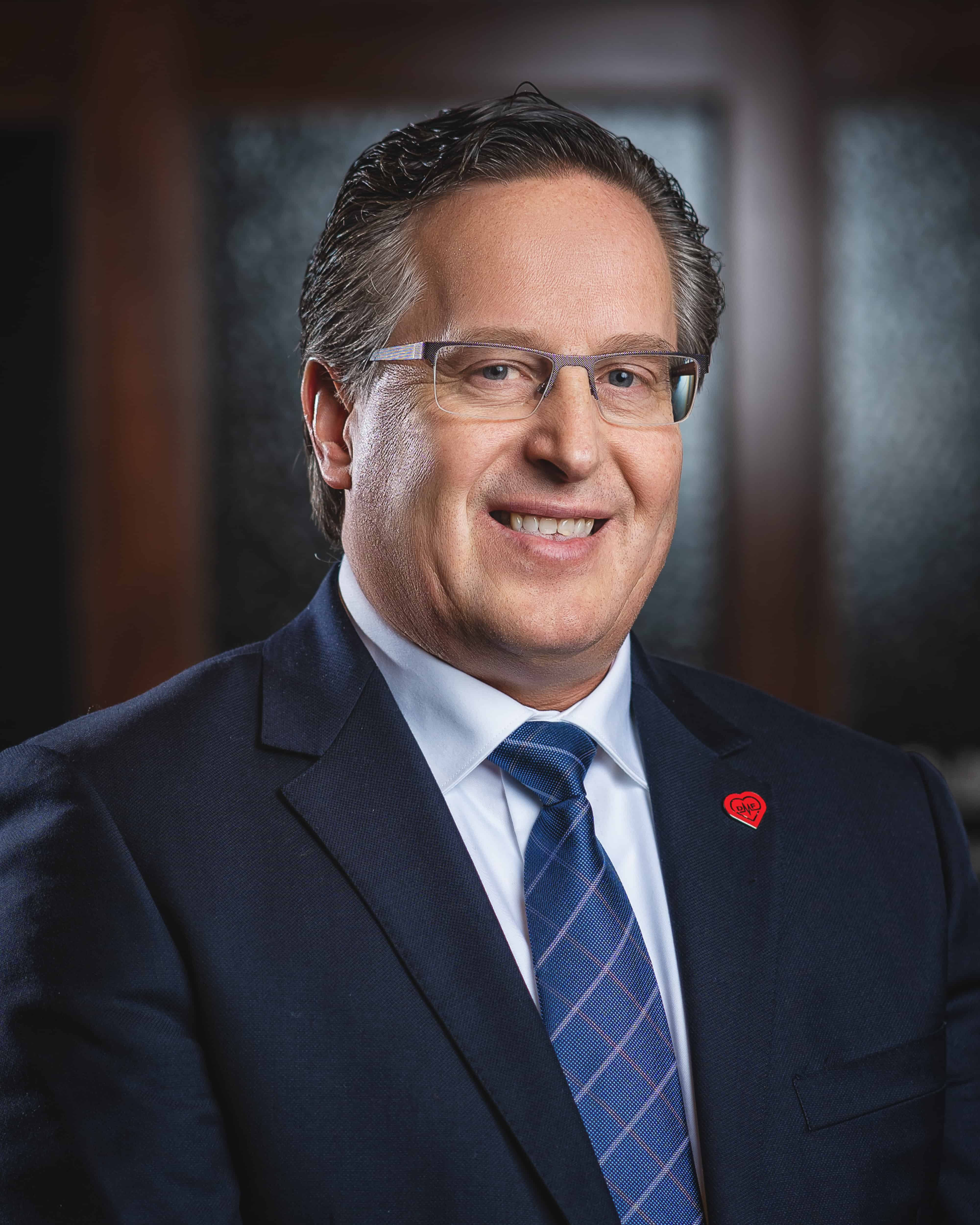 Rich Vetter, DMF Board Member