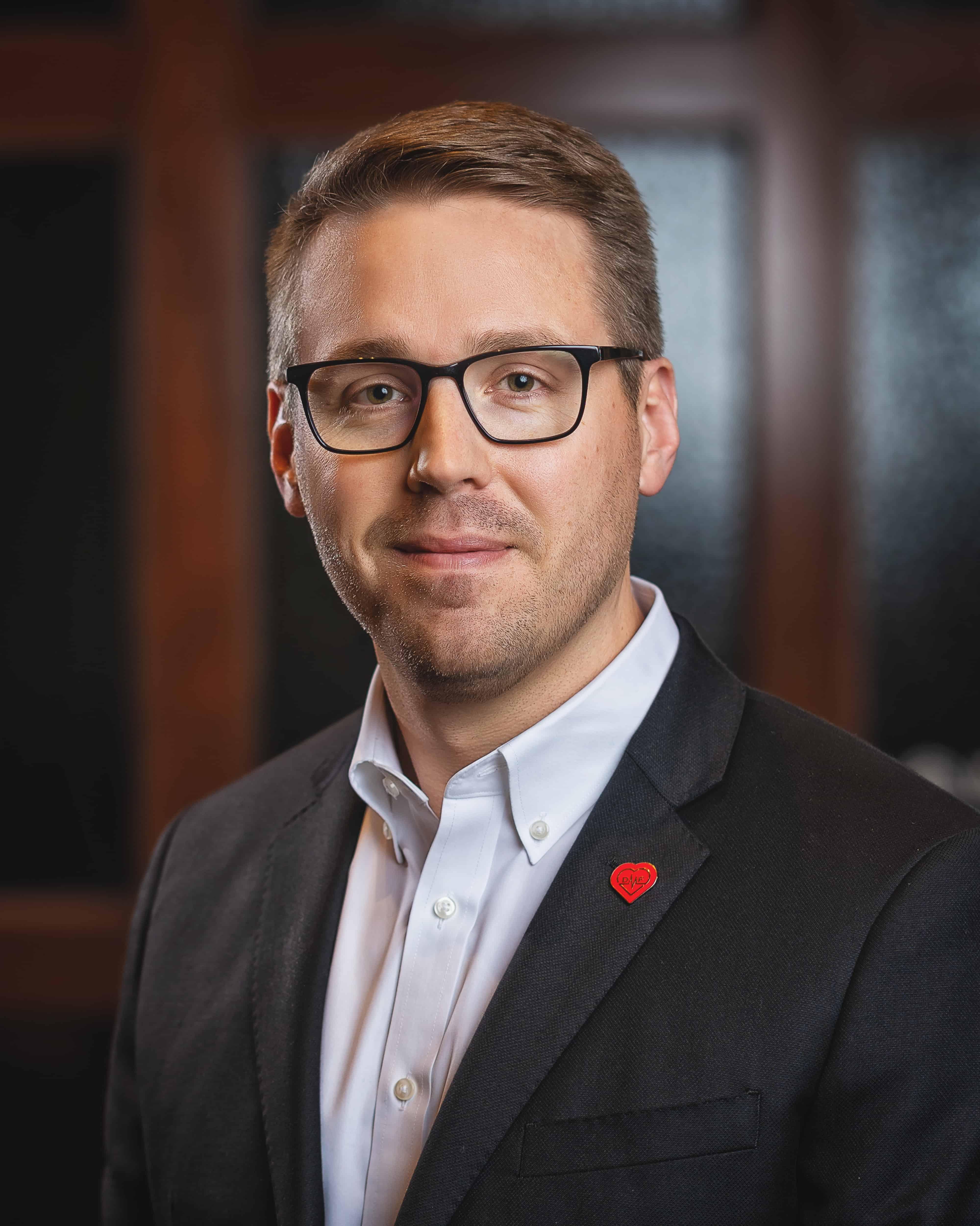 Seth Novak, DMF Board Member