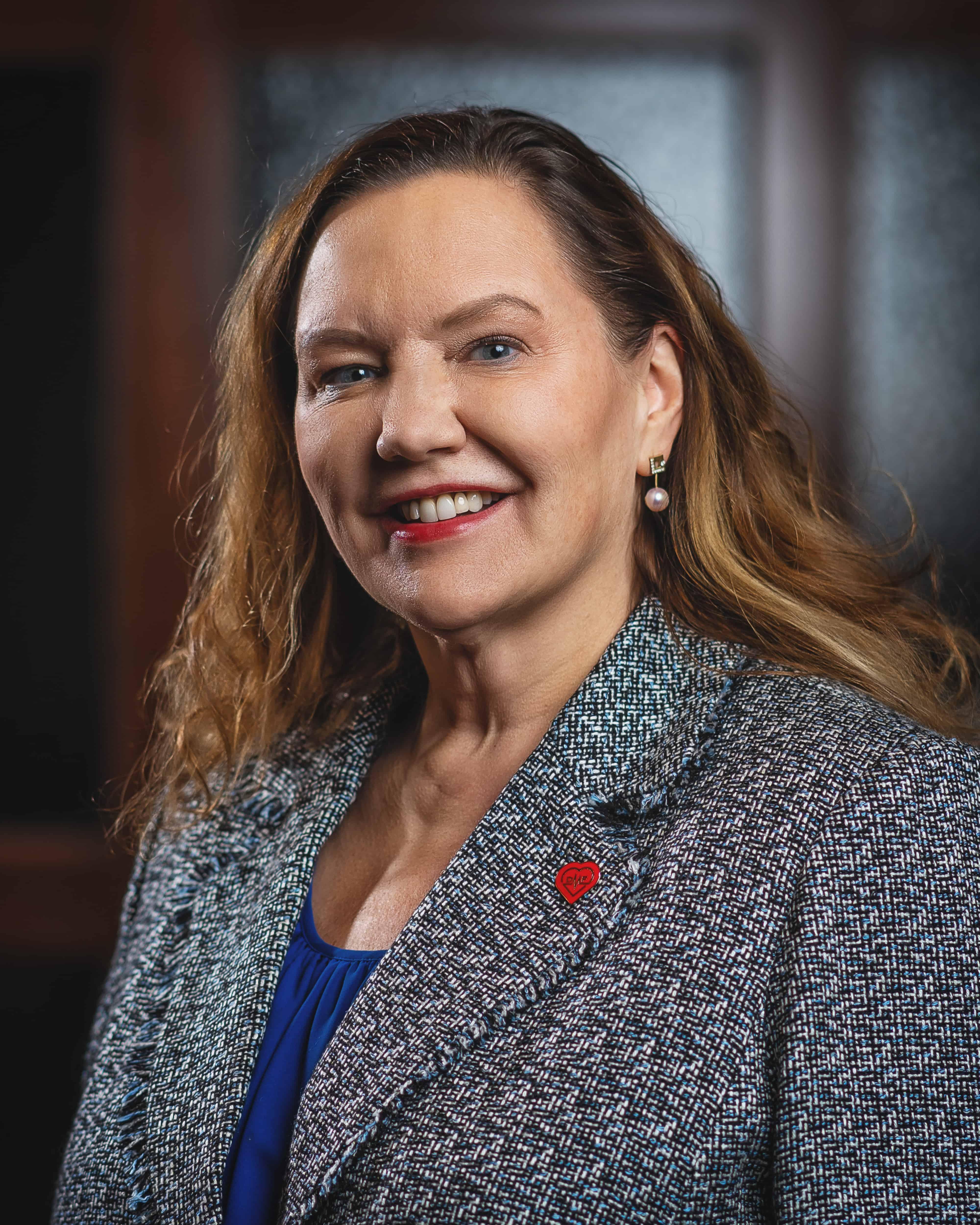 Susan Mathison, DMF Board Member