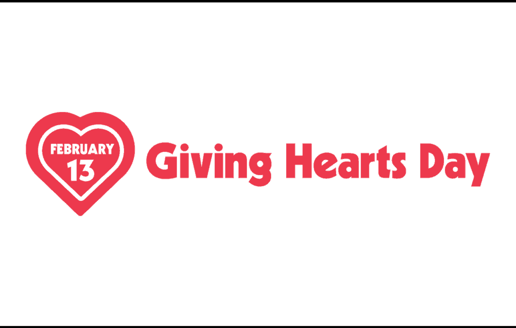 Giving Hearts Day 2020 logo