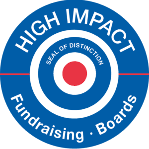 High Impact Fundraising & Boards Seal of Distinction