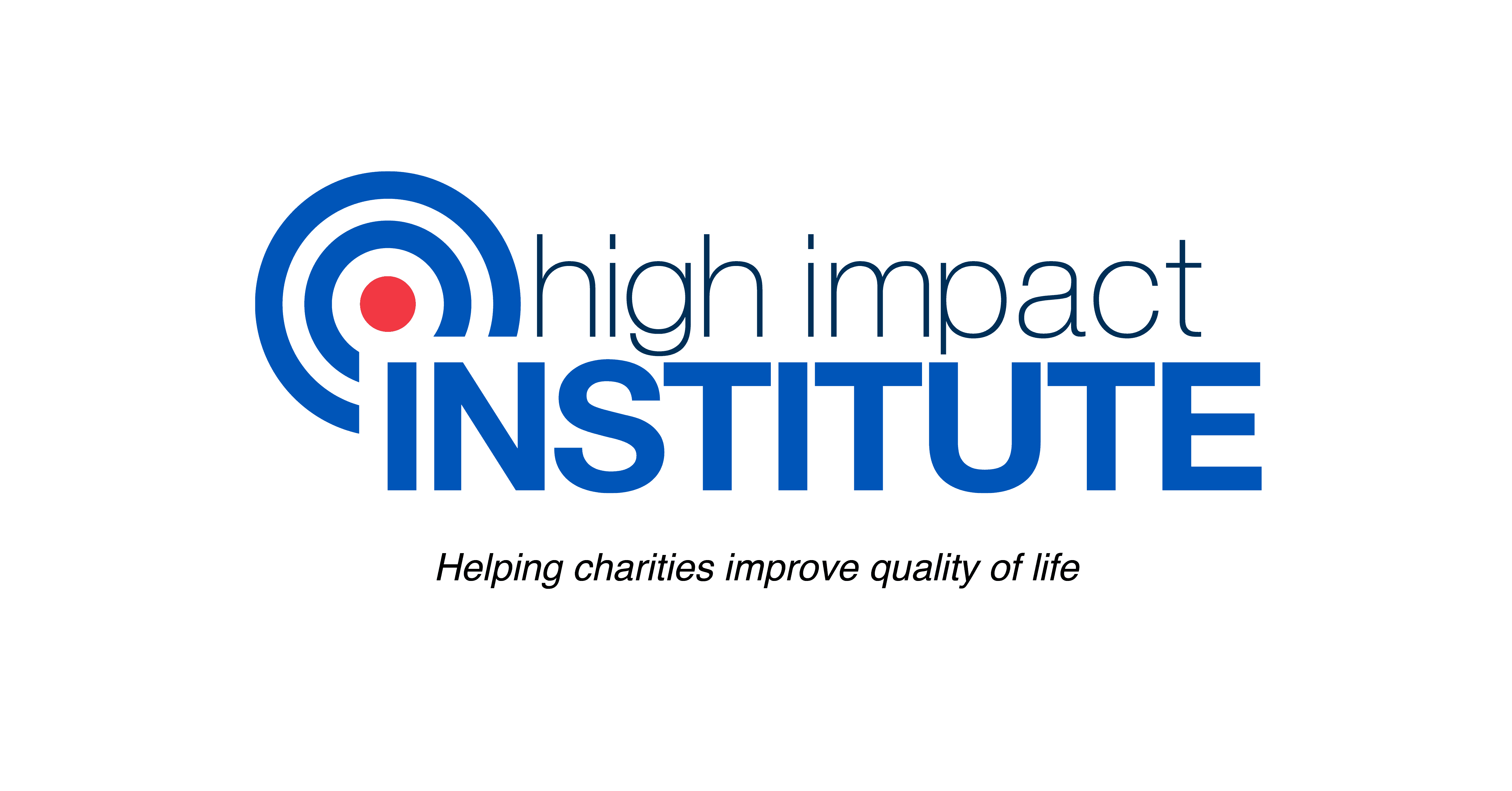 High Impact Institute - Helping charities improve quality of life