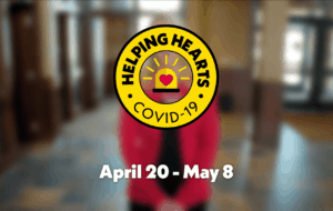 COVID-19 Helping Hearts Campaign