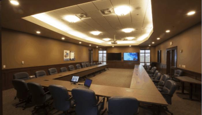 Alex Stern Foundation Board Room at Dakota Medical Foundation