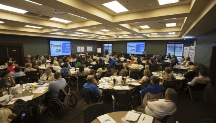 Dakota Medical Foundation Event Center Room