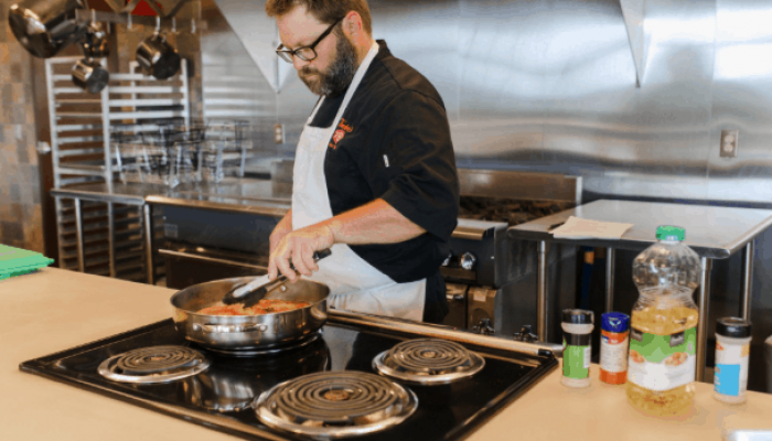 Essential Health Teaching Kitchen